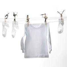 Wäscheklammern - Seiltanz - Geschenke von Geschenkidee