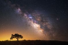 Counting Stars - The Milky Way over Santa Ynez CA.  I have a premium Milky Way tutorial on my website which teaches advanced processing techniques for Lightroom and Photoshop, you can find it here: http://www.shainblumphoto.com/star-photography-post-production-masterclass/