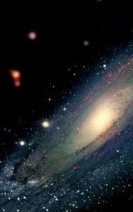 Andromeda via Dark Matter on Facebook > http://www.facebook.com/pages/Dark-Matter/113077625507306