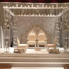 Mandap Creations...looks like a fairy tale