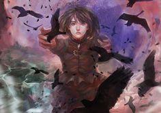 Bran Stark by aprilis420.deviantart.com on @deviantART
