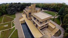 Villa Cavrois (1932) 60, avenue John Fitzgerald Kennedy Croix 59170 Architecte : Robert Mallet-Stevens