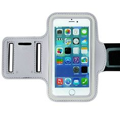 "myLife Shining Sterling Silver {Rain Resistant Velcro Secure Running Armband} Dual-Fit with Key Slot Jogging Arm Strap Holder for Samsung Galaxy Note Edge ""All Ports Accessible"" myLife Brand Products http://www.amazon.com/dp/B00UGFAEN2/ref=cm_sw_r_pi_dp_6jBhvb0D7CQ0G"