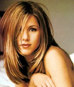 Remember this one - Jennifer Aniston - one for your friends