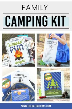 Fun ideas for a 4th of July family camping trip Camping With Kids, Family Camping, Camping Scavenger Hunts, Camping Packing, Family Getaways, Family Movie Night, Camping Activities, Travel Planner, Family Traditions
