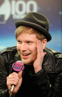 20 Times Patrick Stump Was The Cutest Celebrity On Twitter