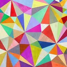 geometric artwork - Google Search