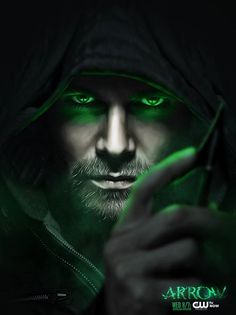 """Canadian actor Stephen Amell as Oliver Queen/Green Arrow in """"Arrow"""" TV series. Arrow Cw, Arrow Oliver, Team Arrow, The Flash, Supergirl, Lazarus Pit, Arrow Tv Series, Stephen Amell Arrow, Dc Legends Of Tomorrow"""