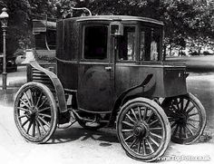 Columbia Electric Car 1899
