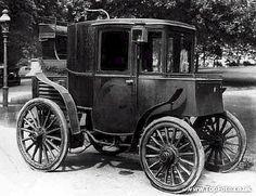 Columbia Electric Car 1899