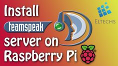 Create your own TeamSpeak 3 Server on #RaspberryPi. Setup #TeamSpeak 3 client and use this short TeamSpeak guide for any ARM devices
