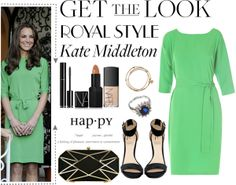 """Kate Middleton"" by onlysmiling on Polyvore"