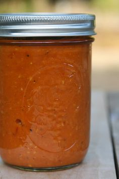 This sauce is best made with a variety of tomatoes. I used the Champions from the garden, along with the sauce tomatoes and the Sun Gold Ch...