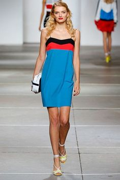 London Fashion Week Day 3 Topshop Unique Spring/Summer 2015 Ready to wear 14 September 2014