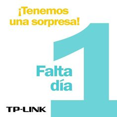 @Regrann from @tplinkve - Solo un día para que sean parte de una sorpresa!  #TPLINL #TPLINKVE #Venezuela - #regrann  @tecnomovida