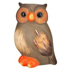 Traditional Owl Garden Ornament