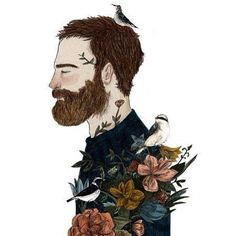 Çiçek adam
