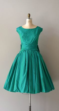 Joyeux dress / 1950s party dress / vintage 50s dress by DearGolden