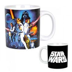 MUG STAR WARS 1ÈRE TRILOGIE : Kas Design, Distributeur de Produits Star Wars