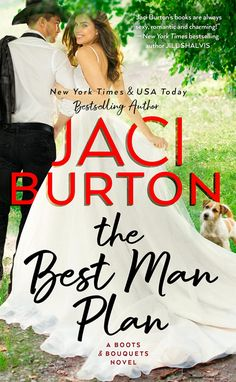 """Read """"The Best Man Plan"""" by Jaci Burton available from Rakuten Kobo. New York Times bestselling author Jaci Burton kicks off a dreamy new series with a sweep-you-off-your-feet friends-to-lo. Books To Read Online, New Books, Good Books, Lovers Romance, Romance Novels, Jill Shalvis, Perfect Together, One Night Stands, Just Friends"""