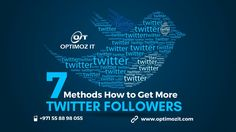 Twitter Followers - 7 Methods How to Get More Twitter Followers