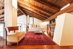 Come ricavare una stanza per gli ospiti in #mansarda http://www.mansarda.it/da-sottotetto-a-mansarda/una-stanza-per-gli-ospiti-in-mansarda/