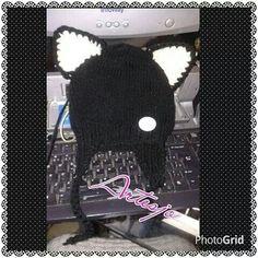 Tricô tricô ..miau miau..#Artesjo