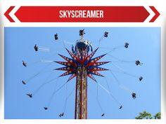 """""""SkyScreamer"""", atracción para los verdaderos osados"""
