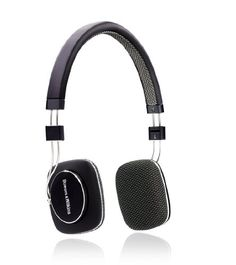 Bowers & Wilkins P3 Headphones - Black/Grey