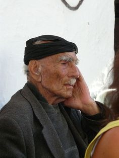 People of Crete . Soul of Crete Crete Island Greece, Athens Greece, Kinds Of People, People Around The World, Greek Man, National Geographic Images, Old Faces, Village People, Greek History