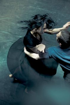 What the Body Does Not Remember - Wim Vandekeybus via 5678 on tumblr #dance #movement
