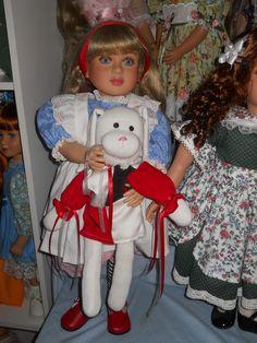 My Twinn version of Alice in Wonderland (Michelle facemold)