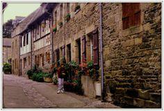 Tréguier, Bretagna 1992