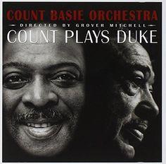 Count Plays Duke, 1998 Grammy Awards Jazz - Best Large Jazz Ensemble Performance winner, Grover Mitchell, artist. #GrammyAwards #GoodMusic #Music