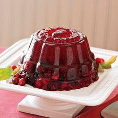 Molded Cranberry Sauce Recipe | Yummly