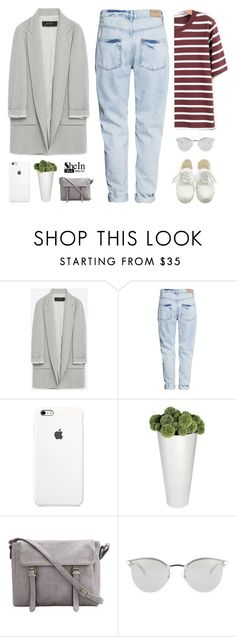 """// shein . 3 //"" by theonlynewgirl ❤ liked on Polyvore featuring Zara, H&M, Fendi, women's clothing, women, female, woman, misses, juniors and Sheinside"