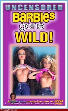 Wtf Barbie Dolls Gone Wild!