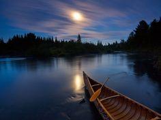 Maine's Allagash River