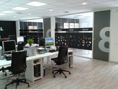 Reforma de las nuevas oficinas de Grupo 3C