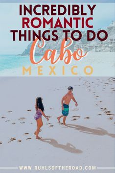 Take a romantic trip to Cabo Mexico! A Cabo vacation is relaxing, fun, and adventurous! Have some fun in the sun at Cabo san Lucas resorts and enjoy the Cabo san Lucas Mexico beach. Vacation to Mexico and enjoy Mexico resorts! Cabo Mexico is full of fun and exciting things to do! Vacation Mexico and try tequila, Mexican food, swim in the Mexican cenotes, visit Mexico beaches and swim in the Pacific ocean. Cabo beaches are beautiful white sand Mexico Resorts, Mexico Vacation, Mexico Travel, Romantic Travel, Romantic Escapes, Romantic Getaways, Cabo San Lucas Mexico, Romantic Things To Do, Travel Couple