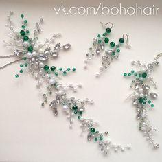 Украшения BOHO HAIR accessories. Беларусь