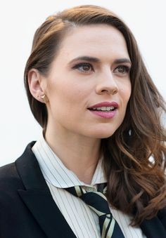 """""""Hayley atwell for ny times 2016 """""""