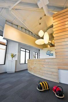 Modern Dental Office Design by AB Design