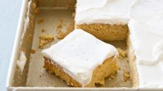 This is everyone's favorite cake!Tres Leches Cake