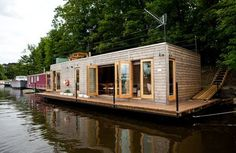 cool houseboats for sale - Google Search