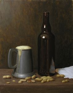 Still Life by Justin Wood, via Behance