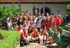 Escuelas Viatorianas Evangelizadoras . QUERBES  (EVE.Q): ENCUENTRO DEL MOVIMIENTO DE SCOUTS CATÓLICOS