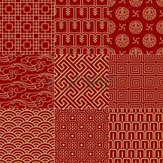 Vector Seamless Traditional Auspicious Chinese Mesh Pattern Royalty Free Cliparts, Vectors, And Stock Illustration. Image Traditional Auspicious Chinese Mesh Pattern Royalty Free Cliparts, Vectors, And Stock Illustration.