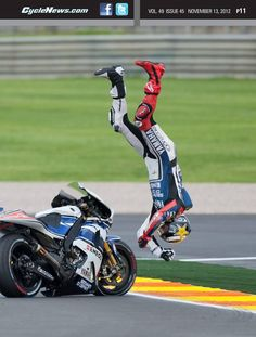 Moto GP in 2 weeks.