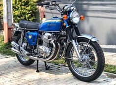 Honda 750, Cb750, Motorcycle, Vehicles, Motorcycles, Car, Motorbikes, Choppers, Vehicle